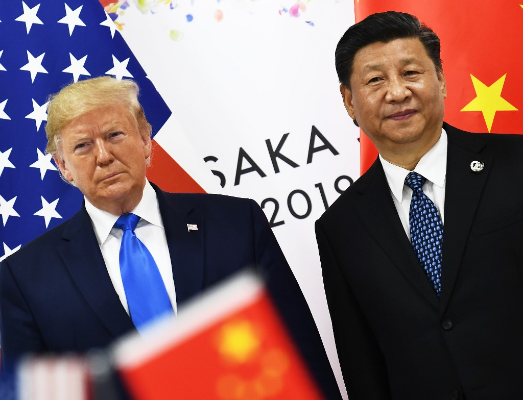Trump amenaza a China con un endurecimiento de la guerra comercial