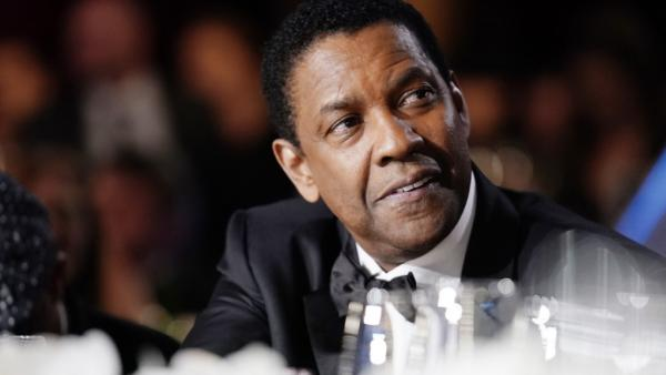 El 'gigante' Denzel Washington es celebrado por Hollywood