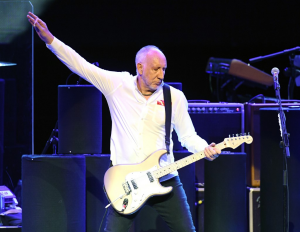 Pete Townshend, guitarrista de The Who, presenta una novela con sexo, droga y rock and roll