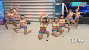 "Dance Studio Jazz presenta ""Tradition!"""