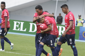 Wilstermann vence 3-0 a Blooming en condición de local