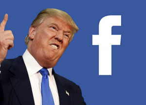 Facebook retira video de Trump por incitar a la violencia