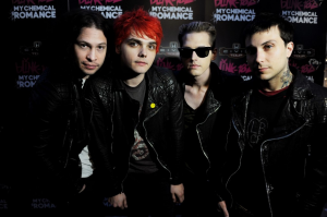 My Chemical Romance anunció su regreso