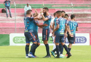 Sports Boys ganó por goleada