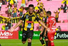 The Strongest vence 2-1 a Guabirá con un doblete de Blackburn