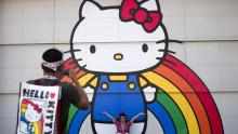 Hello Kitty debutará en Hollywood